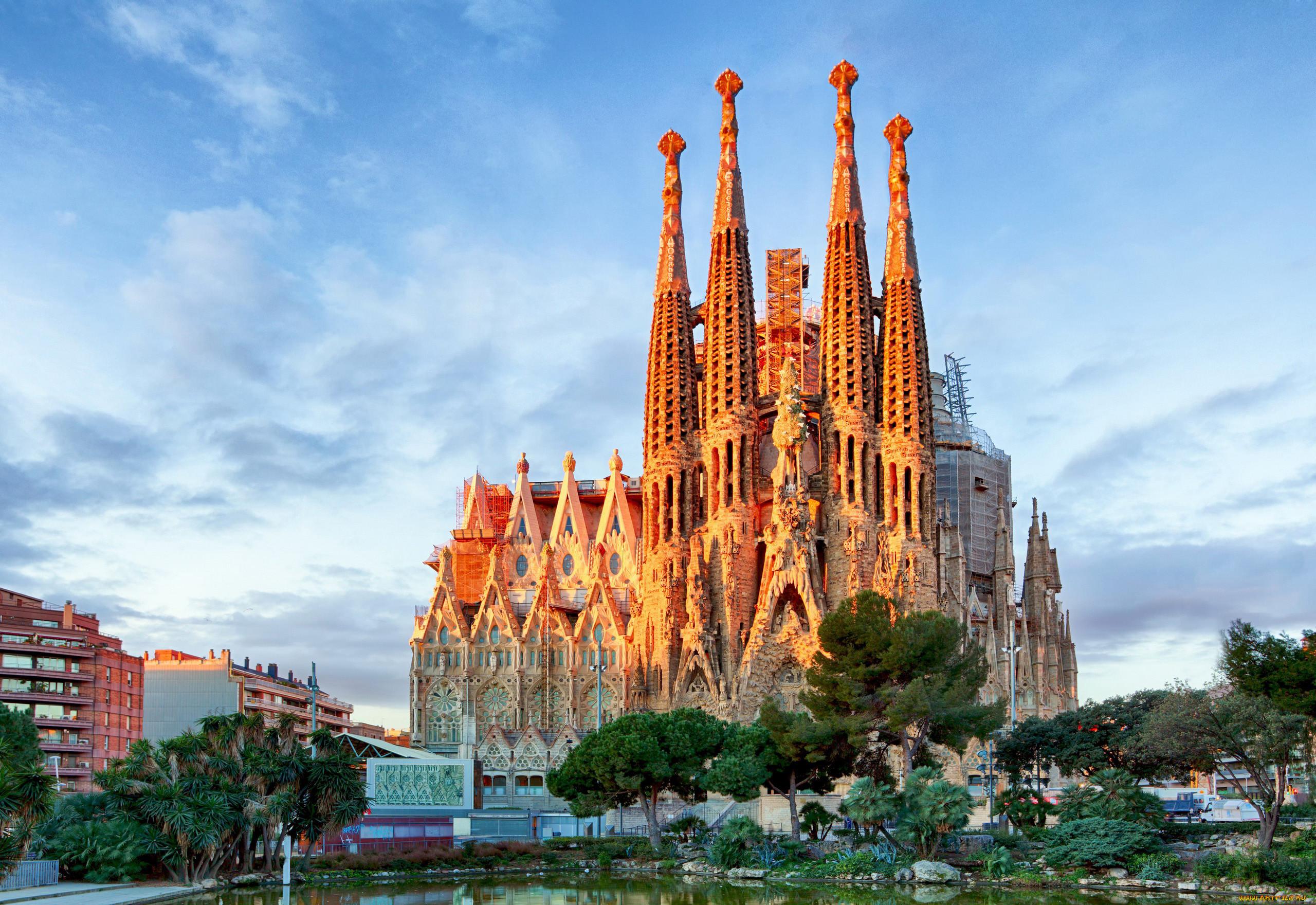 это барселона город в испании достопримечательности фото с описанием информации